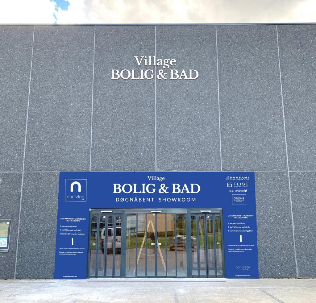 Village Bolig og bad showroom